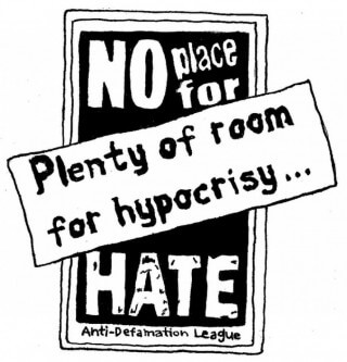 "The ADL and ""No Place For Hate"""