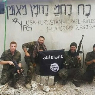 The Kurdish Connection: Israel, ISIS And U.S. Efforts To Destabilize Iran