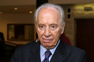 The Legacy of Shimon Peres