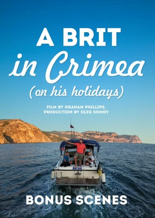 A Brit in Crimea (on his holidays)