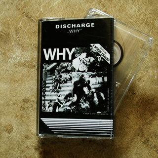Kaseta Discharge - Why