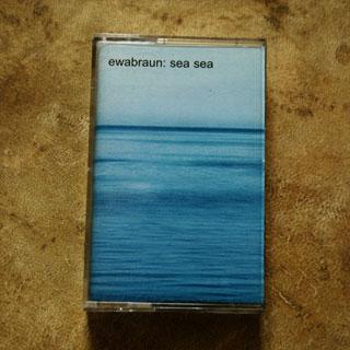 Kaseta Ewa Braun - Sea Sea