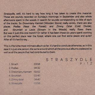 MP3 Pitz - Straszydle