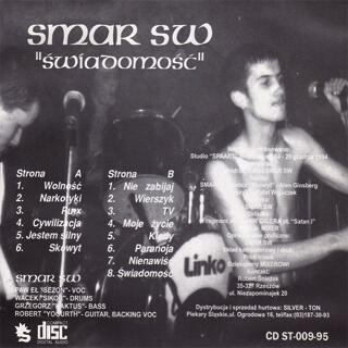 MP3 SMAR SW - Świadomość