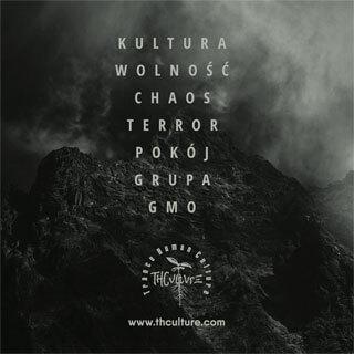 Album CD THCulture - Individual