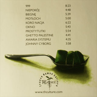 "Album CD THCulture - ""Tea Age Culture"""