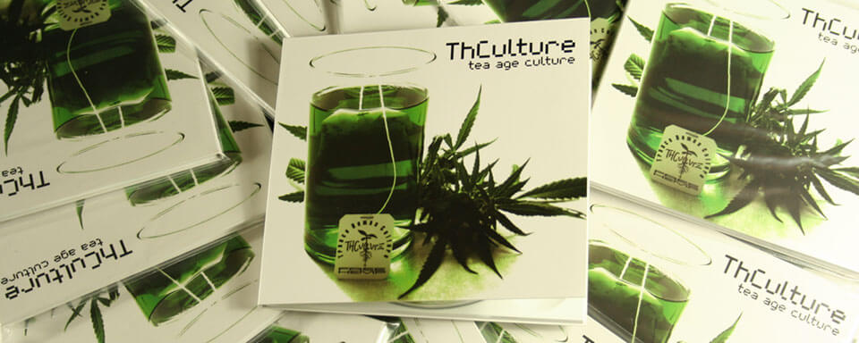 Płyta CD THCulture - Tea Age Culture