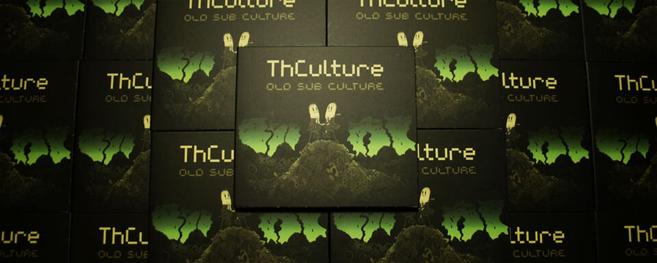 Płyta CD THCulture - Old Sub Culture